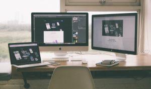 oblikovanje odzivnih spletnih strani na treh zaslonih